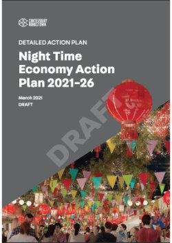 Canterbury Bankstown Night Time Economy Action Plan 2021-2026