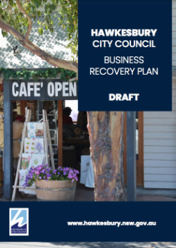 Hawkesbury City Council Business Recovery Plan 2021