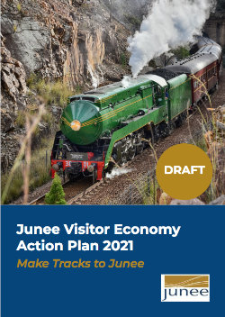 Junee Visitor Economy Action Plan 2021
